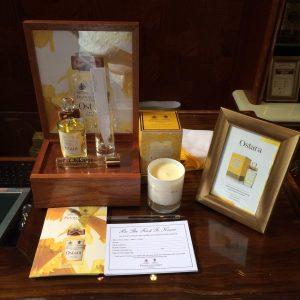 Penhaligons perfume pos unit London instore display retail design