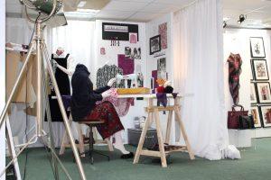 Laura Ashley autumn press event fashion-bespoke props prop manufacture events visual merchandising
